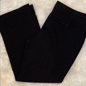 *RAFAELLA  BLACK DRESS PANTS
